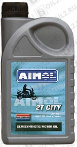 Купить AIMOL 2T City 1 л.