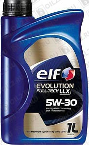 Купить ELF Evolution Full-Tech LLX 5W-30 1 л.