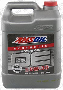 Купить AMSOIL OE Synthetic Motor Oil 5W-30 3,785 л.
