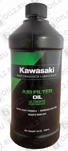Купить KAWASAKI Performance Lubricants Air Filter Oil 0,946 л.