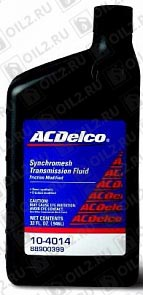 Купить AC DELCO Synchromesh Transmission Fluid Friction Modified 0,946 л.