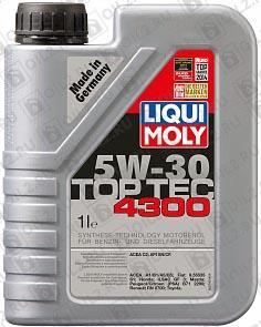Купить LIQUI MOLY Top Tec 4300 5W-30 1 л.