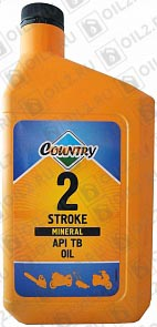 Купить COUNTRY 2-stroke Oil TB 1 л.