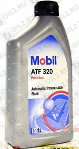 Купить Трансмиссионное масло MOBIL ATF 320 1 л.