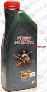 Купить CASTROL Magnatec 5W-40 A3/B4 1 л.